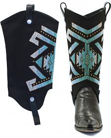BootRoxx Aztec Boot Covers
