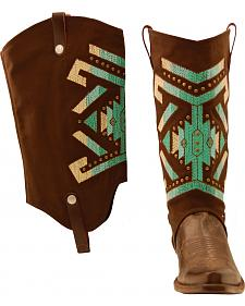BootRoxx Aztec Rain Boot Covers