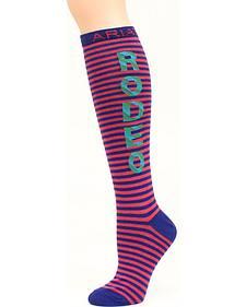 Ariat Rodeo Knee-Length Socks