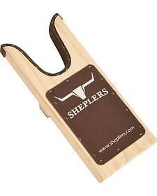 Sheplers Large Logo Boot Jack