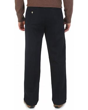 "Wrangler Rugged Wear Pleated Pants - Big Up to 50"" Waist"