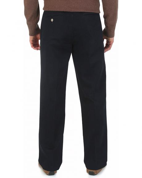 Wrangler Rugged Wear Pleated Pants - Big Up to 50