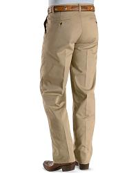 Wrangler George Strait Flat Front Casual Pants at Sheplers