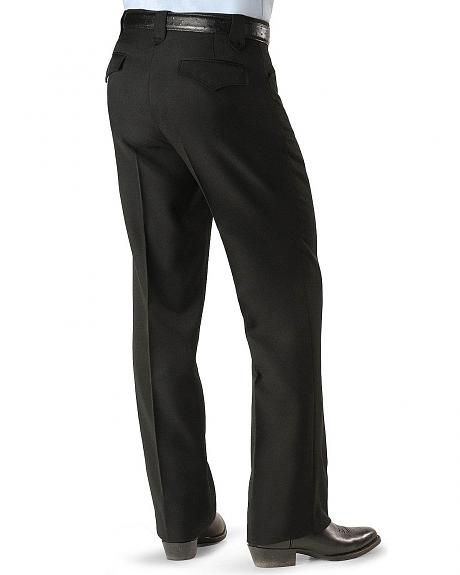 Circle S Men's Lubbock Stretch Slacks