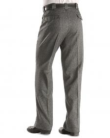 "Circle S Stretch Slacks - Big - Up to 50"" Waist"