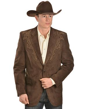 Circle S Galveston Sport Coat - Reg, Tall