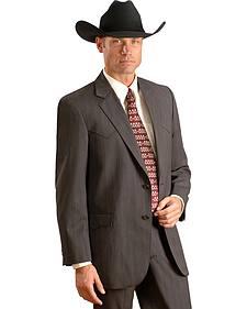 Circle S Grant Suit Coat - Short, Reg, Tall