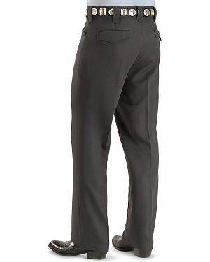 "Circle S Stretch Slacks - Big. Up to 50"" Waist"