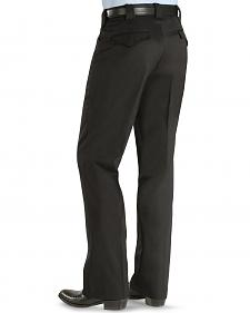 Circle S Men's Black Tuxedo Slacks