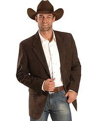 Microsuede Western Jacket at Sheplers