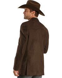 Microsuede Western Jacket at Sheplers