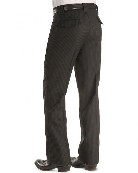 Circle S Men's Pinstripe Suit Pant