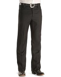 Circle S Men's Stripe Suit Pant at Sheplers