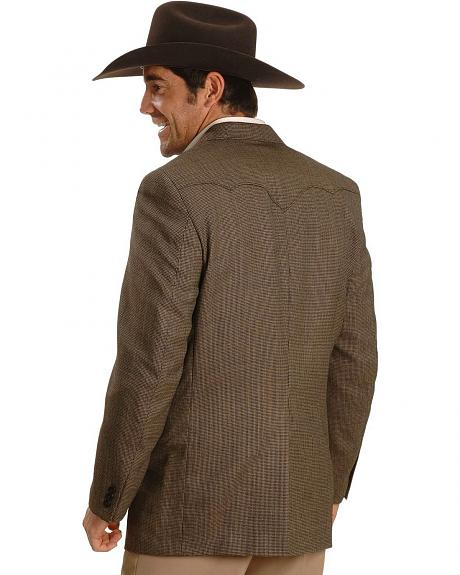 Cripple Creek Houndstooth Sport Coat - Reg & Tall