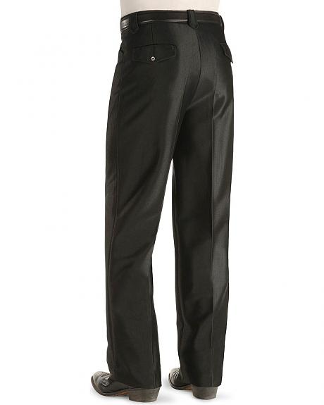 China Leather Men's Western Dress Slacks