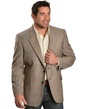 Circle S Ft. Worth Tweed Sport Coat