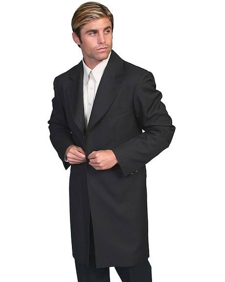 Rangewear by Scully Frock Coat