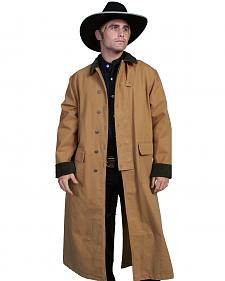 RangeWear by Scully Long Canvas Duster