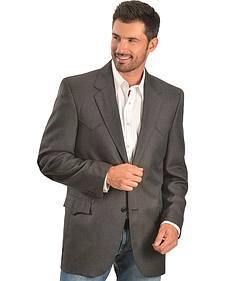 Circle S Men's Houston Elbow Patches Sportcoat