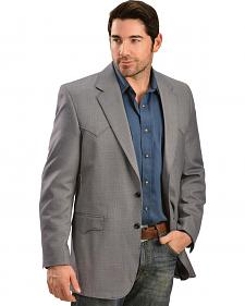 Circle S Men's Desert Blue Western Sport Coat