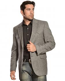Circle S Men's Lambswool Plano Sport Coat