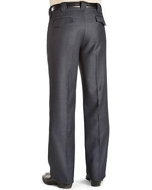 Circle S Slate Blue Ranch Suit Pant Separates