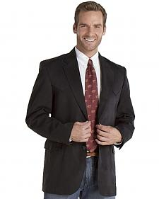 Circle S Men's Microsuede Sport Coat - Tall