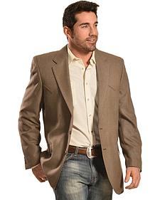 Circle S Men's Brown Odessa Sport Coat