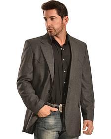 Circle S Men's Grey Odessa Sport Coat