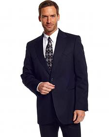 Circle S Men's Black Abilene Sport Coat - Big & Tall