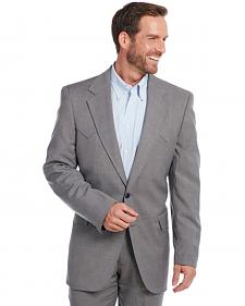 Circle S Men's Steel Grey Lubbock Sportcoat - Big & Tall