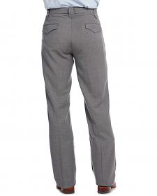 Circle S Men's Steel Ranch Dress Slacks