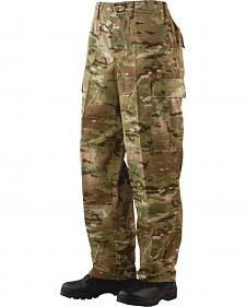 Tru-Spec Battle Dress Uniform Camo Cordura Nylon Pants