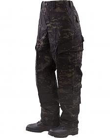 Tru-Spec Tactical Response Camo Uniform Pants - Big and Tall