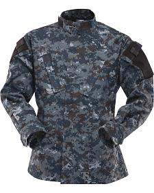 Tru-Spec Tactical Response Uniform Cotton RipStop Shirt - Big and Tall
