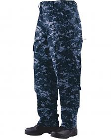 Tru-Spec Tactical Response Camo RipStop Uniform Pants - Big and Tall