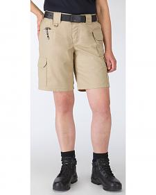 5.11 Tactical Womens Taclite Pro Shorts
