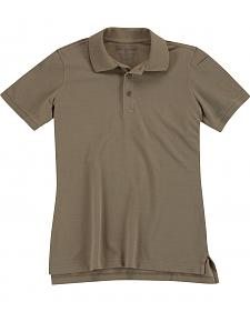 5.11 Tactical Womens Utility Short Sleeve Polo
