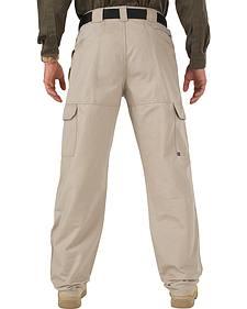 5.11 Tactical Pants - Cotton - Unhemmed - Big Sizes (46-54)