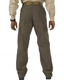 5.11 Taclite Poly/Cotton Ripstop Pants - Sizes 46-54 (Unhemmed)