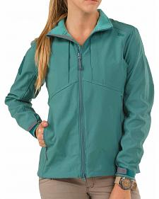 5.11 Tactical Women's Sierra Softshell Jacket