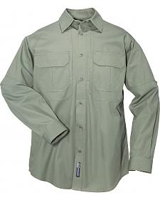 5.11 Tactical Long Sleeve Cotton Shirt