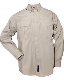 5.11 Tactical Long Sleeve Cotton Shirt - 3XL