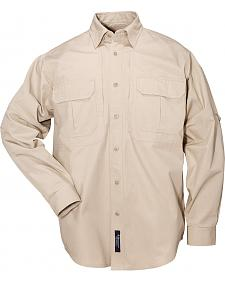 5.11 Tactical Long Sleeve Cotton Shirt - 3XL