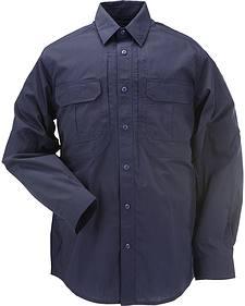 5.11 Tactical Taclite Pro Long Sleeve Shirt - Tall Sizes (2XT and 5XT)