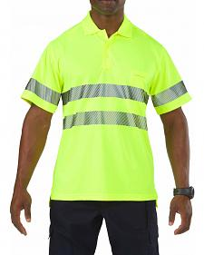 5.11 Tactical High-Visibility Short Sleeve Polo Shirt