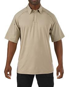 5.11 Tactical Rapid Performance Short Sleeve Polo Shirt - 3XL