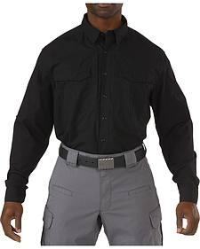5.11 Tactical Stryke Long Sleeve Shirt - Tall Sizes (2XT - 5XT)
