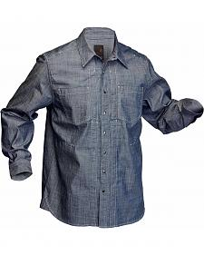 5.11 Tactical Chambray Long Sleeve Shirt