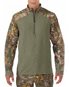 5.11 Tactical Realtree Rapid Response Quarter Zip